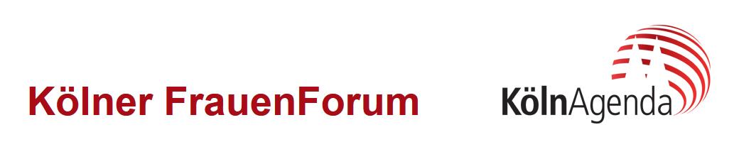 Kölner FrauenForum – KölnAgenda-Gruppe seit 1998 - für eine geschlechtergerechte Stadt!